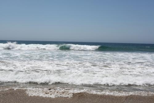 Pacific Ocean at Zuma Beach