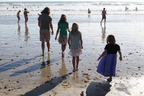 San Clemente City Beach
