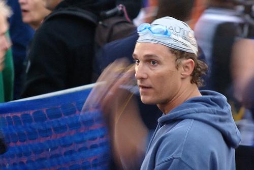 Matthew McConaughey at Nautica Malibu 2008