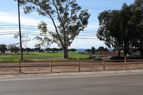 Santa Barbara Marathon Mile 7