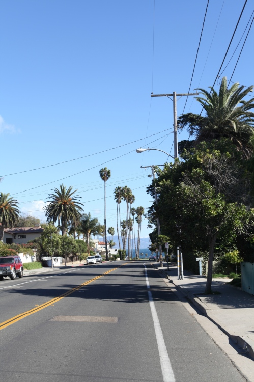 Mile 24 Santa Barbara