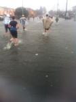 flooding at CIM