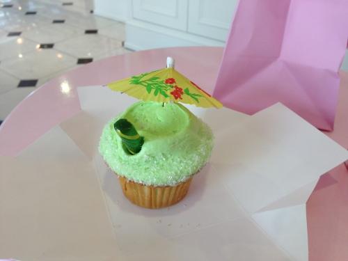 Casey's cupcake