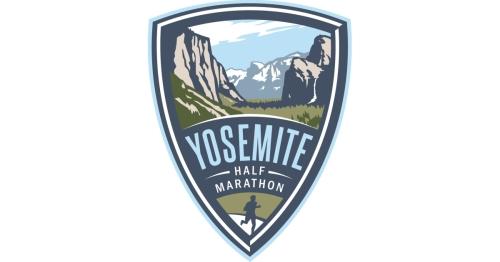 Yosemite Half Marathon 2018 logo