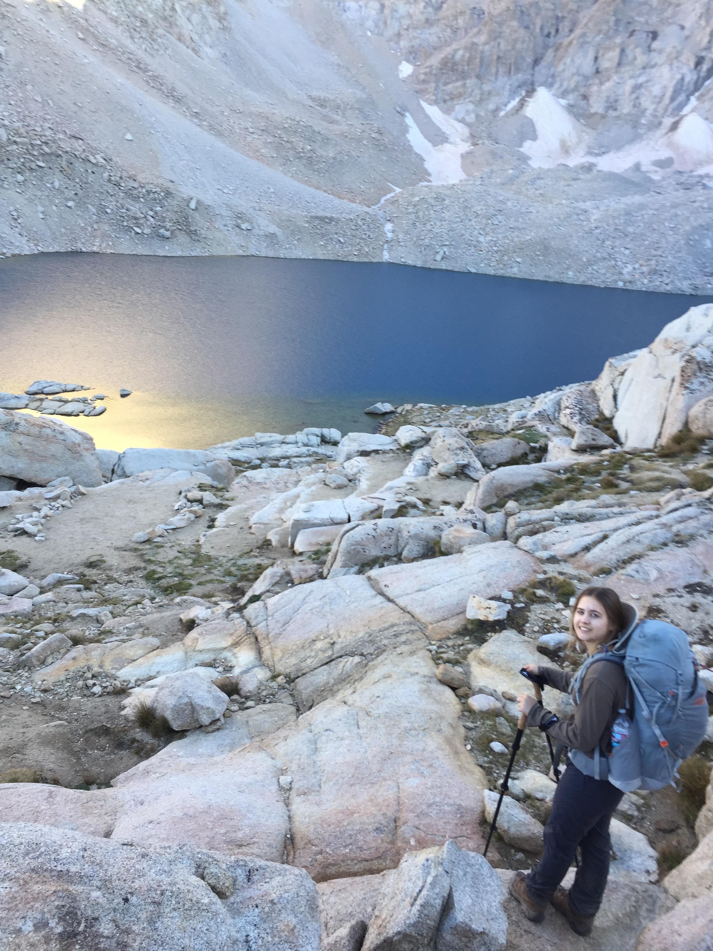 Consultation Lake hiker August 2018